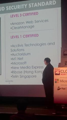 Cloud Asia Forum