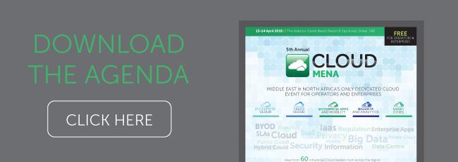 Cloud MENA agenda