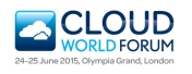 Cloud-World-Forum logo with 2015 dates